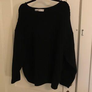 Zara Women's Oversized Sweater, Size S; Never worn